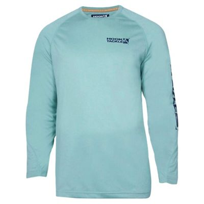 Hook & Tackle Men's Seamount LS Tech Tee