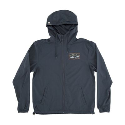 Salty Crew Men's Frenzy Windbreaker Jacket