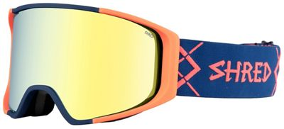 Shred Simplify Double Lens Goggle