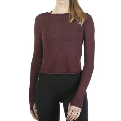 Vimmia Women's Cross Back LS Tee