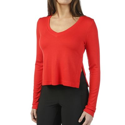 Vimmia Women's Serenity LS V-Neck Top
