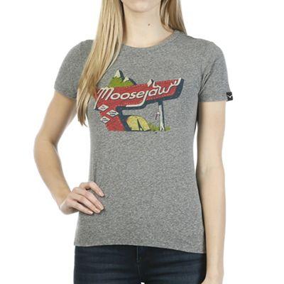 Moosejaw Women's Life is a Highway Vintage Regs SS Tee