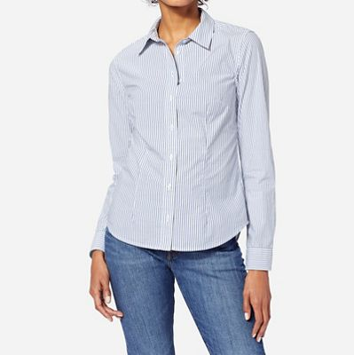 Pendleton Women's Audrey Fitted Stripe Shirt