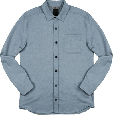 Chrome Industries Men's Stretch Chambray 1 Pocket Shirt
