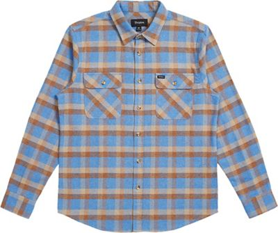 Brixton Men's Bowery LS Flannel