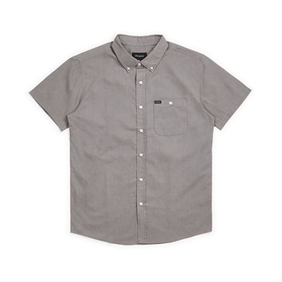 Brixton Men's Central SS Woven Shirt