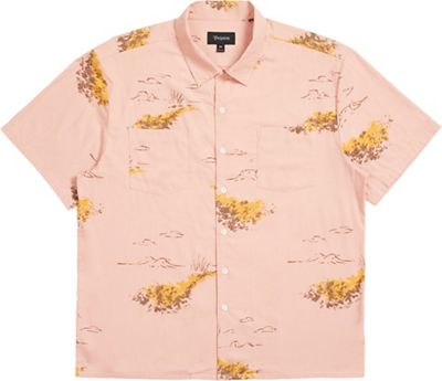 Brixton Men's Cruze SS Woven Shirt