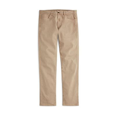 Faherty Comfort T Will 5-Pocket Pant