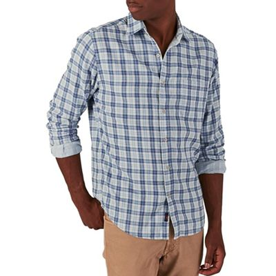 Faherty Men's Doublecloth Venture Shirt