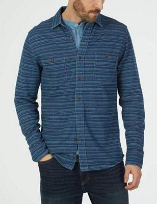 Faherty Men's Knit Season Shirt