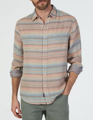 Faherty Men's Reversible Belmar Shirt
