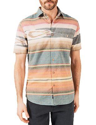 Faherty Men's SS Coast Shirt