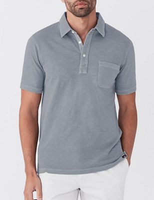 Faherty Sunwashed Polo Shirt
