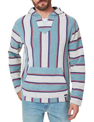 Faherty Men's Terry Baja Poncho