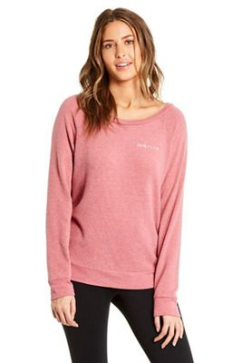 good hYOUman Women's Chelsea Boatneck Pullover
