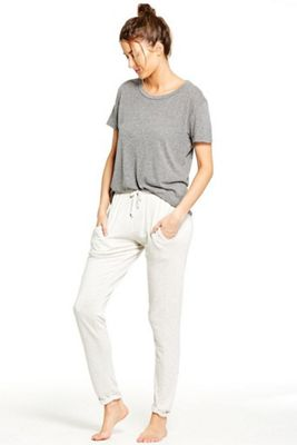good hYOUman Women's Naomi Rollcuff Jogger Sweatpants