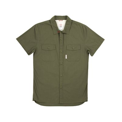 Topo Designs Men's Short Sleeve Field Shirt