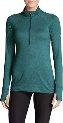 Eddie Bauer First Ascent Women's Resolution Plus 1/4 Zip Up