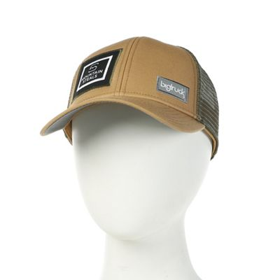 2b4ac6aa86083 Mountain Steals Classic Trucker Hat by BigTruck