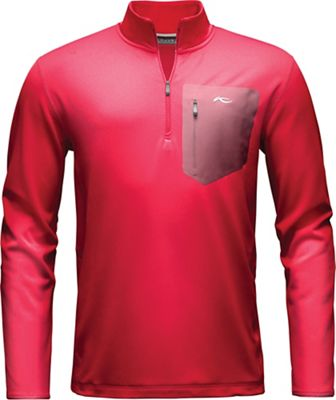 KJUS Men's Hydraulic Half Zip