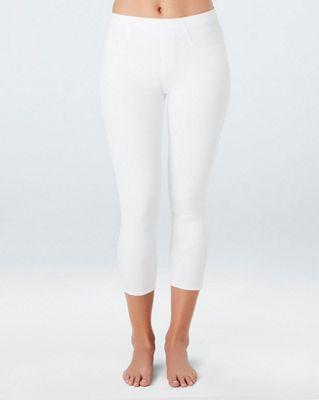 Spanx Women's Cropped Jean-ish Legging