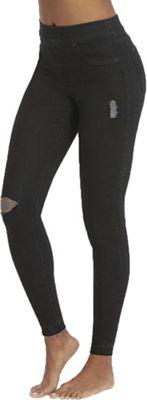 Spanx Women's Distressed Denim Legging