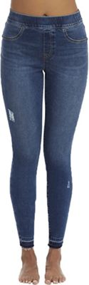Spanx Women's Distressed Denim Legging