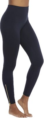 Spanx Women's Look At Me Now Seamless Side Zip Legging