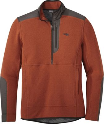 Outdoor Research Men's Cyprus Half Zip Jacket