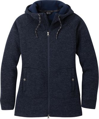 Outdoor Research Women's Flurry Hooded Jacket