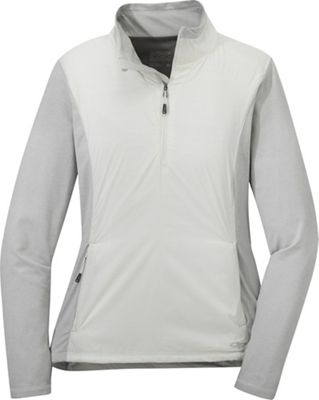 Outdoor Research Women's Melody Hybrid Half Zip Top