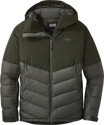 Outdoor Research Men's Super Transcendent Down Hooded Jacket