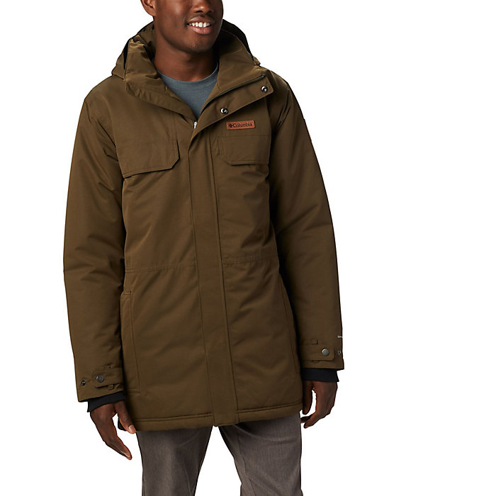 Waterproof /& Breathable Winter Jacket Columbia Men/'s Rugged Path Parka