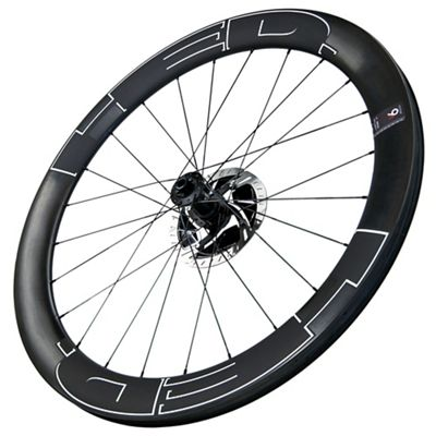 HED Vanquish 6 GP Carbon Clincher Disk Brake - Front