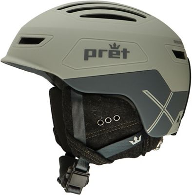 Pret Men's Cirque X Snow Helmet