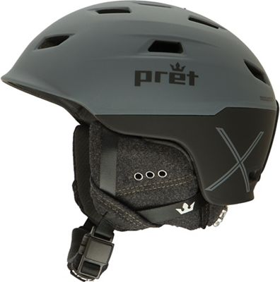 Pret Men's Refuge X Snow Helmet
