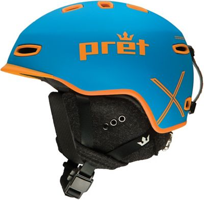 Pret Kids' Ripper X Snow Helmet