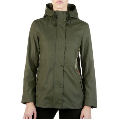Hunter Women's Original Lightweight Rubberised Jacket
