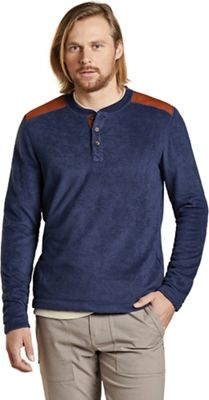 Toad & Co Men's Cashmoore Henley Top