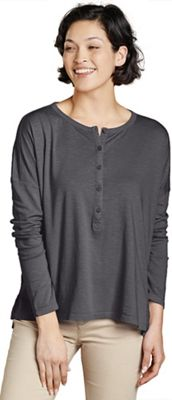 Toad & Co Women's Primo Henley LS Top