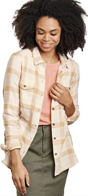 Toad & Co Women's Re-Form Flannel Shirt