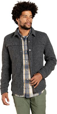 Toad & Co Men's Telluride Sherpa Shirtjac