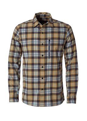 Royal Robbins Mens Thermotech Ren Plaid LS Shirt