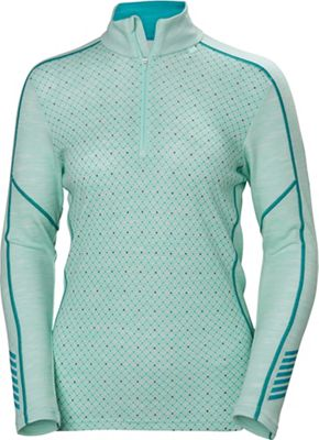 Helly Hansen Women's HH Lifa Merino Graphic 1/2 Zip Top