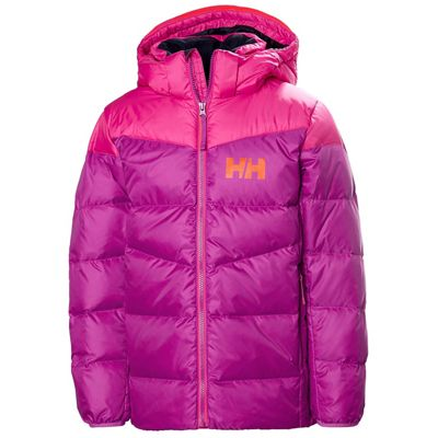 Helly Hansen Juniors' Isfjord Down Mix Jacket