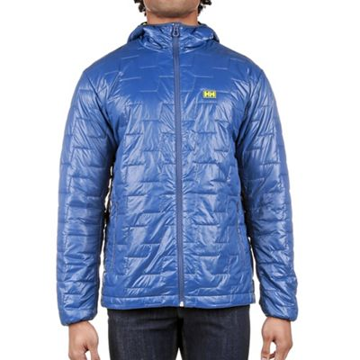 Helly Hansen Men's Lifaloft Hooded Insulator Jacket