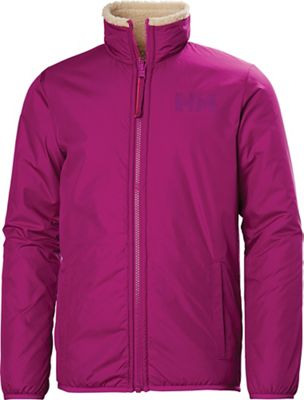 Helly Hansen Juniors' Reversible Pile Jacket