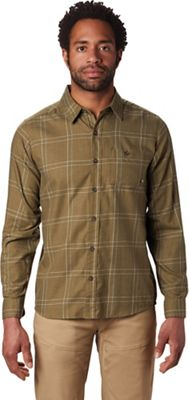 Mountain Hardwear Men's Burney Falls LS Shirt
