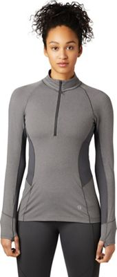 Mountain Hardwear Women's Ghee LS 1/4 Zip Top