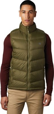Mountain Hardwear Men's Mt. Eyak Down Vest